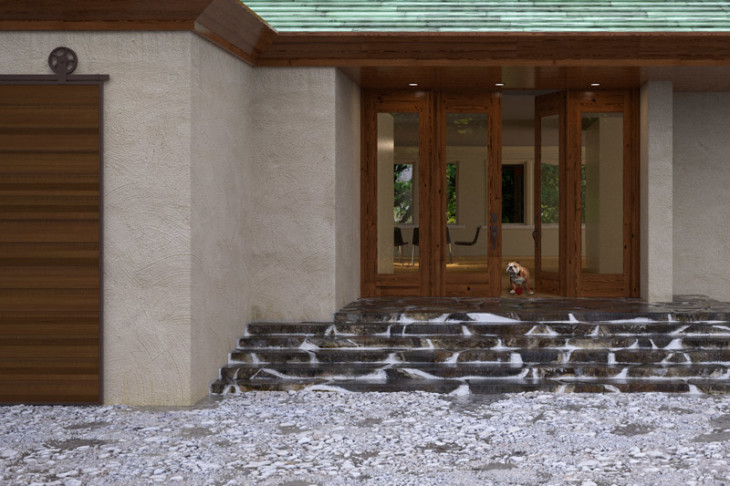 welcome home residential cgi design