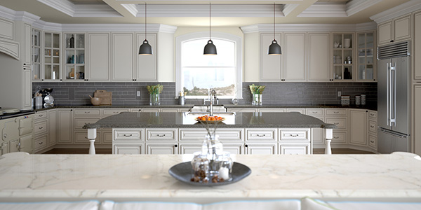 Kitchen 3d rendering case study banner