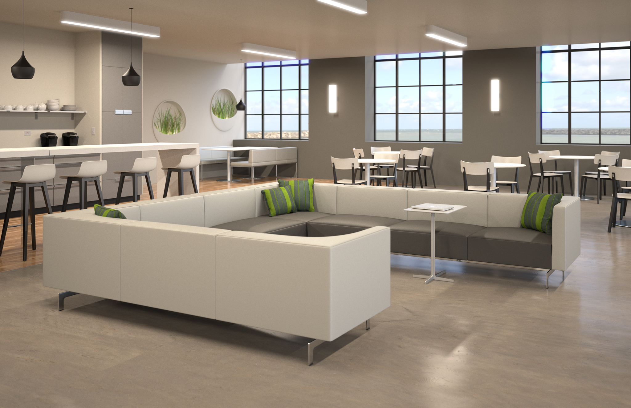 Davis Furniture NeoCon 2015 Hypothetical